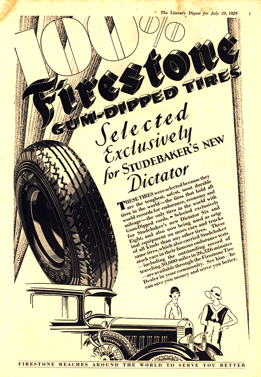 Firestone Tires 1929 0001