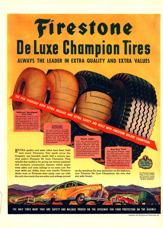 Firestone Tires 1946 0001