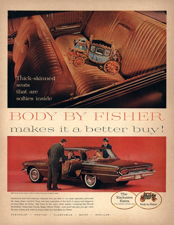 Fisher Body 1961 General Motors 0002