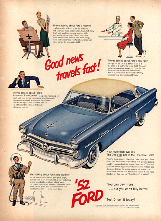 Ford 1952 0024