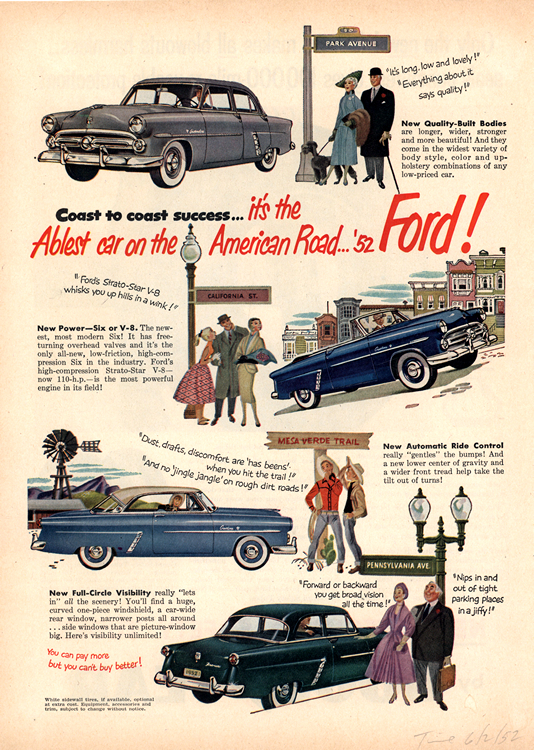 Ford 1952 0026