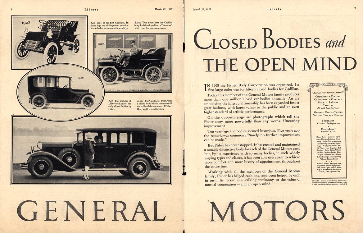 General Motors 1928 Cadillac Merge 0001