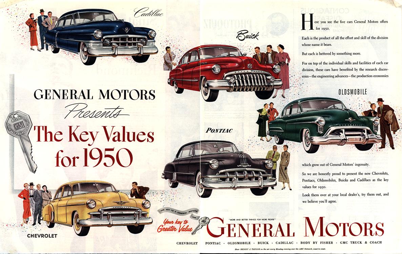 General Motors 1950 Merge 0001