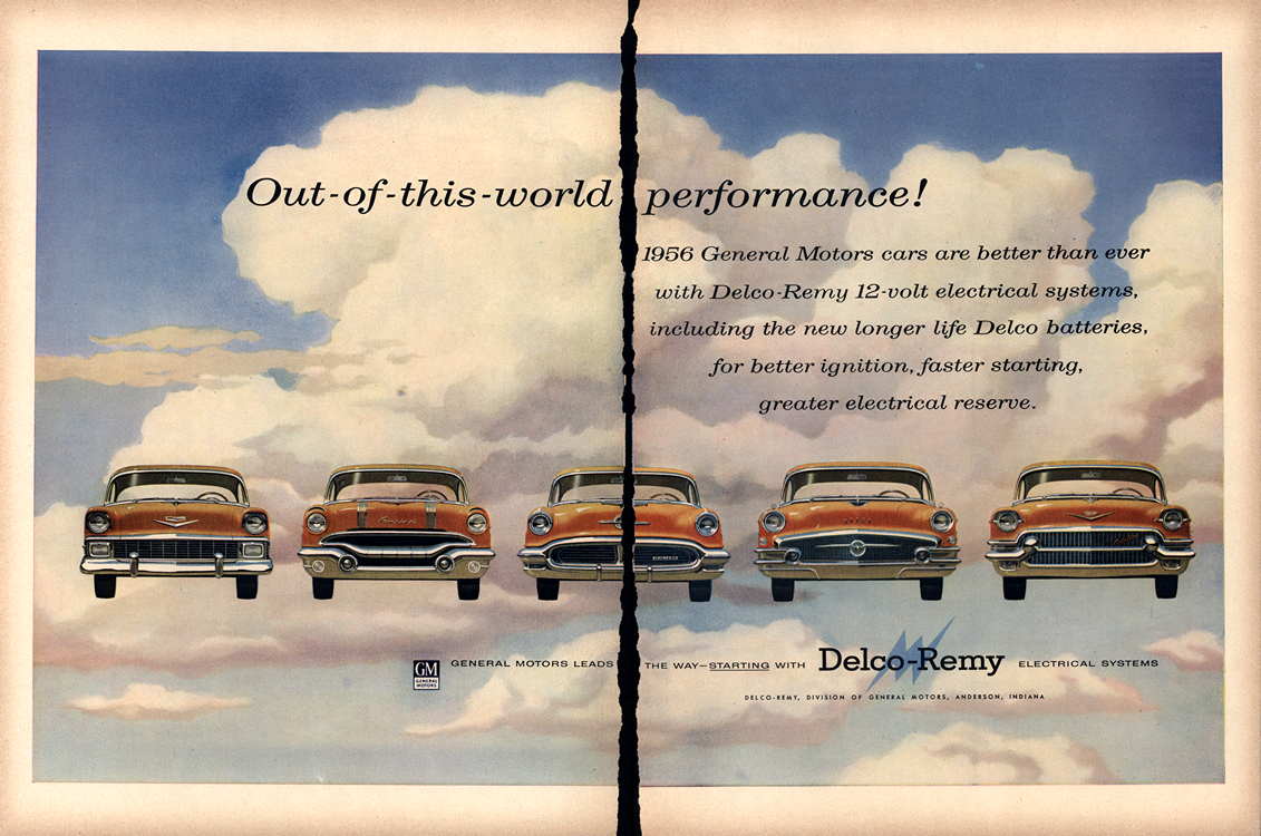 General Motors 1956 Merge Delco Remy 0001