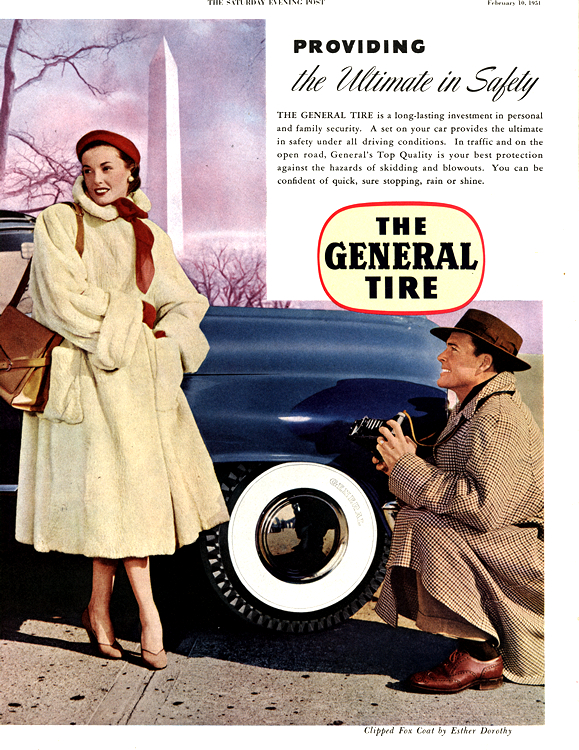 General Tire 1951 0001