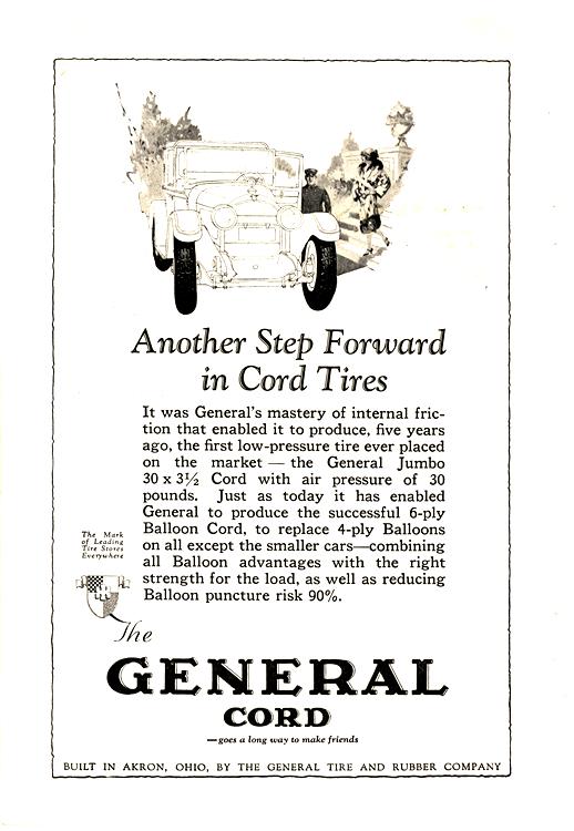 General Tires 1925 0001