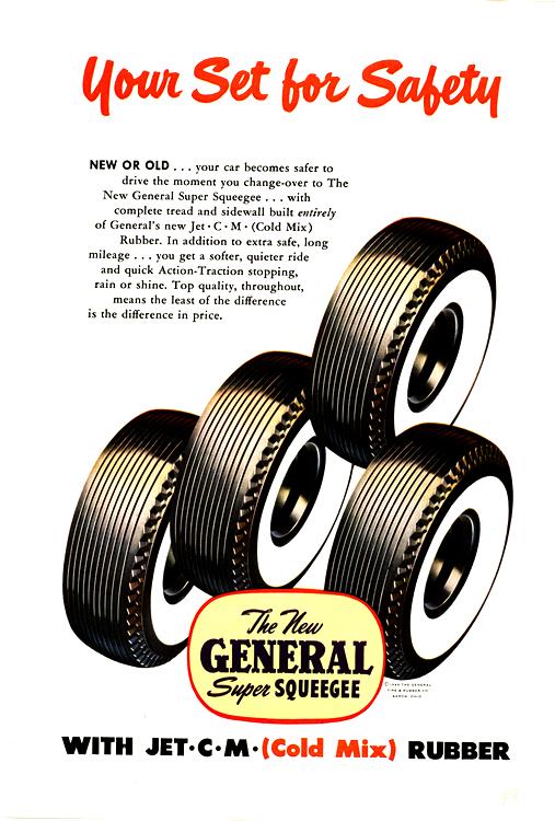 General Tires 1949 0001