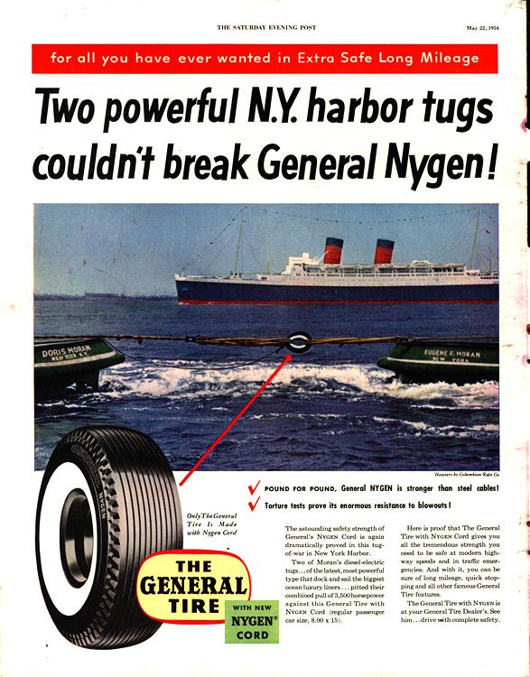 General Tires 1954 0001