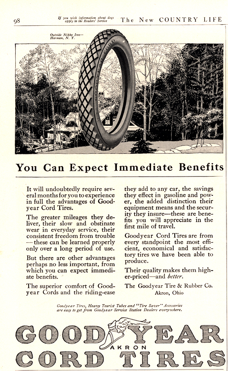 Goodyear Tires 1917 0001
