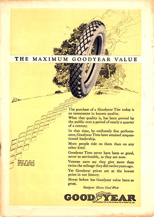 Goodyear Tires 1922 0002