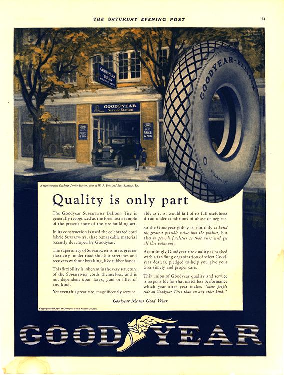 Goodyear Tires 1926 0001
