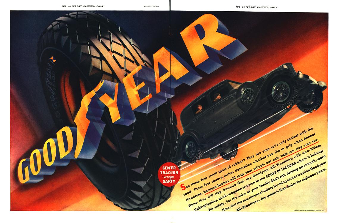 Goodyear Tires 1933 0002n