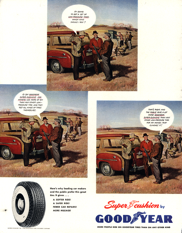 Goodyear Tires 1950 0001
