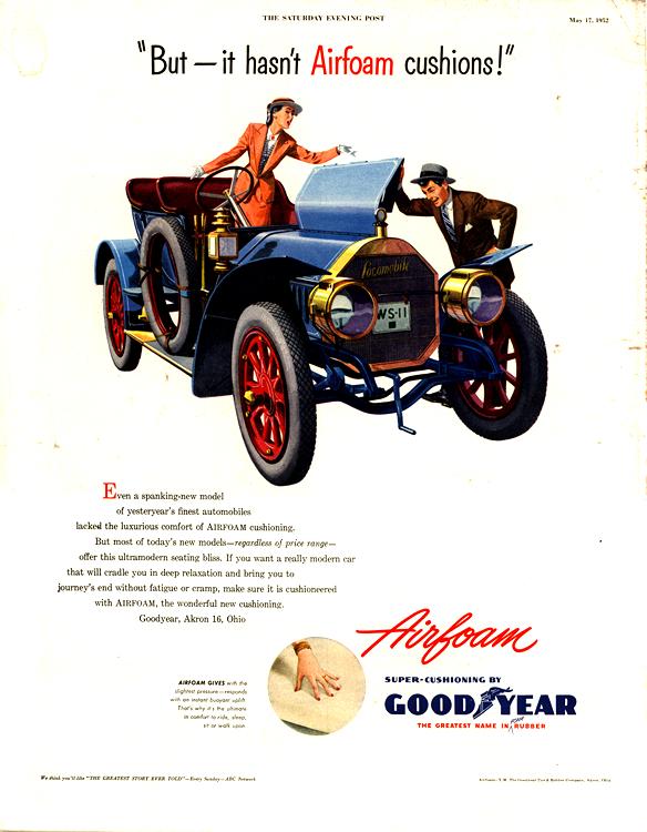 Goodyear Tires 1952 Locomobile 0001
