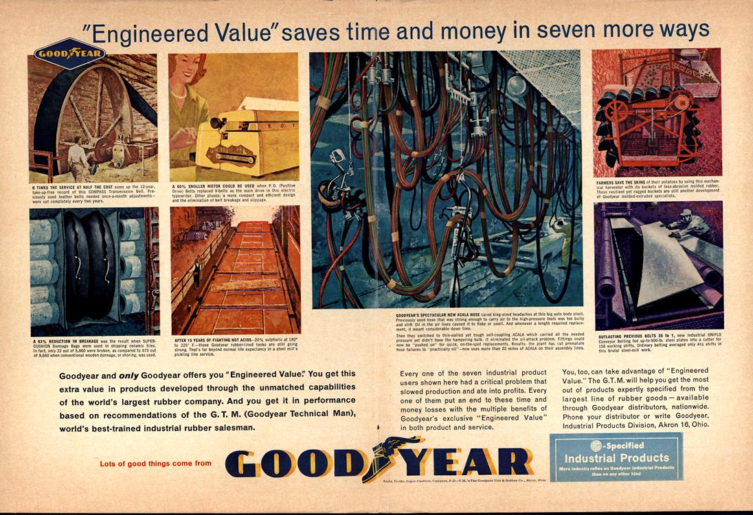 Goodyear Tires 1962 0001