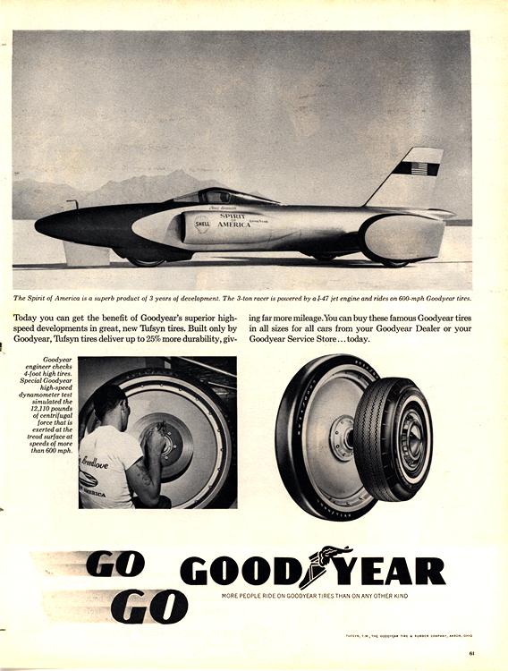 Goodyear Tires 1963 Ca 0001