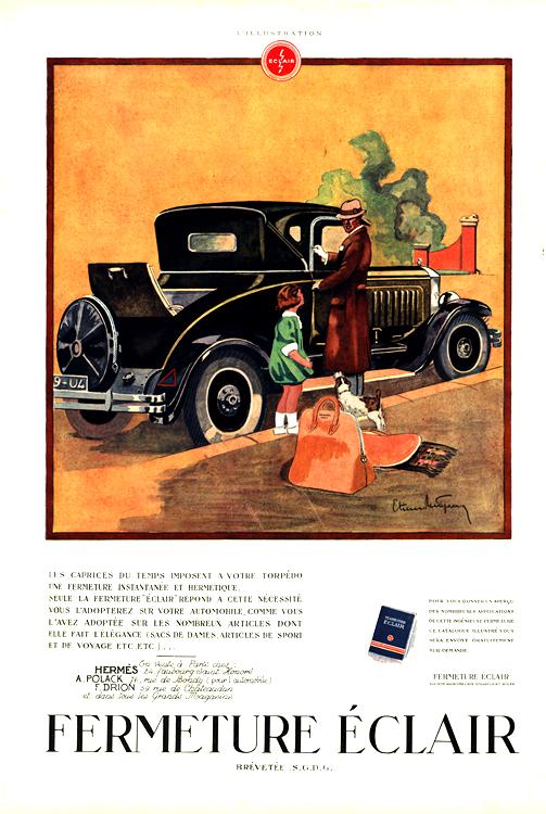 Hermes 1926 Luggage 2