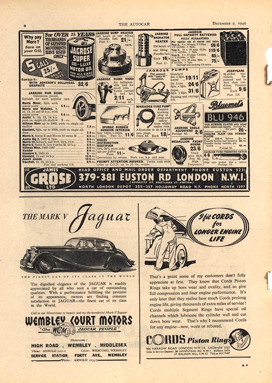 Jaguar 1950 0001