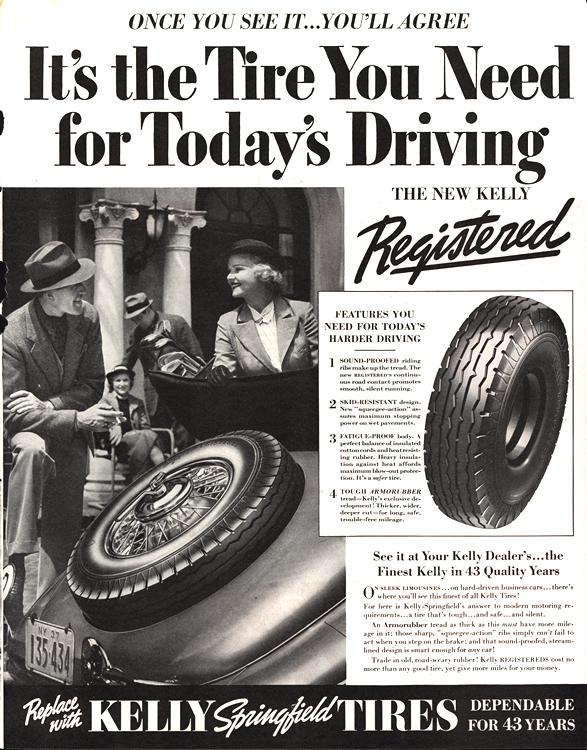 Kelly Springfield 1938 Tires 0001