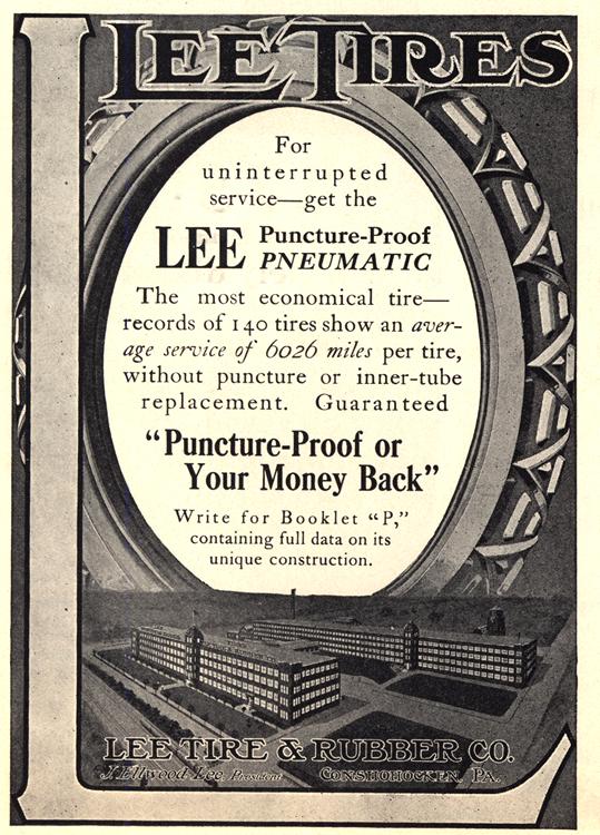 Lee Tires 1913 0001