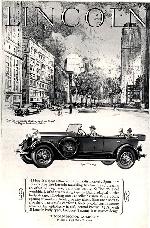 Lincoln 1927 0005