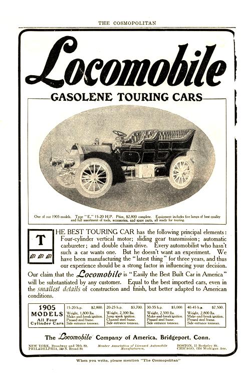 Locomobile 1905 0003