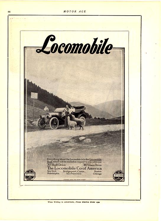 Locomobile 1910 0001