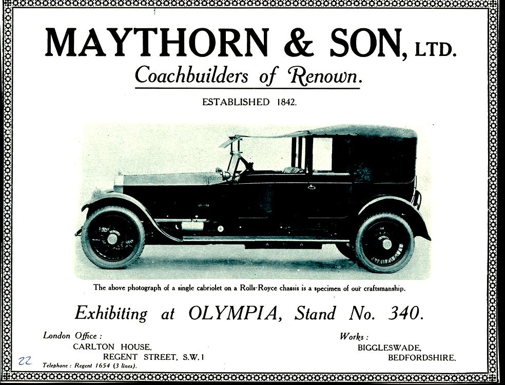 Maythorn 1922 Rolls Royce 0018