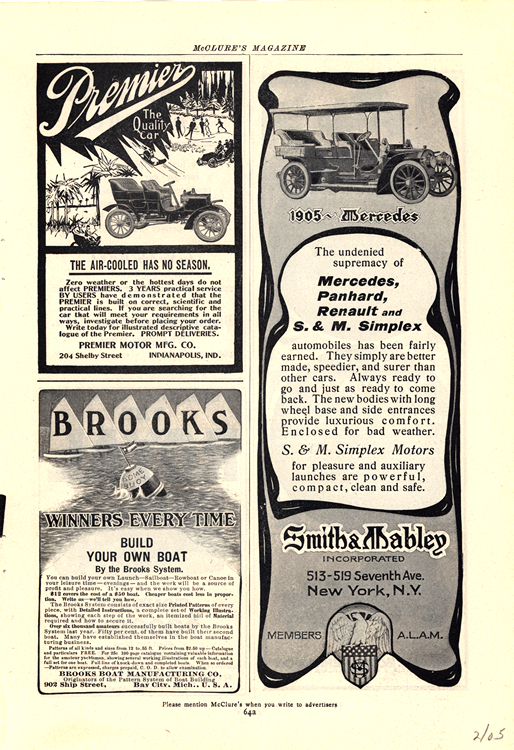 Mercedes-Benz 1905 0001