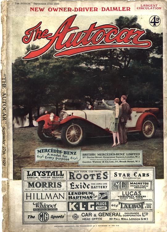 Mercedes-Benz 1929 0004
