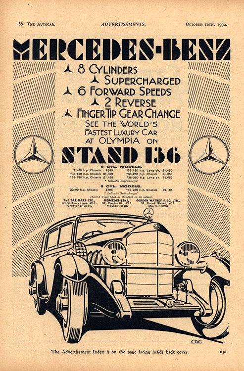 Mercedes-Benz 1930 0001