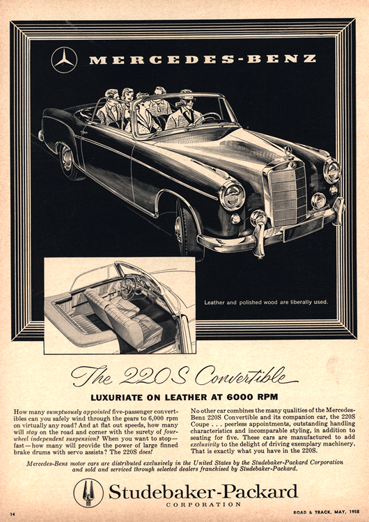 Mercedes-Benz 1958 0001