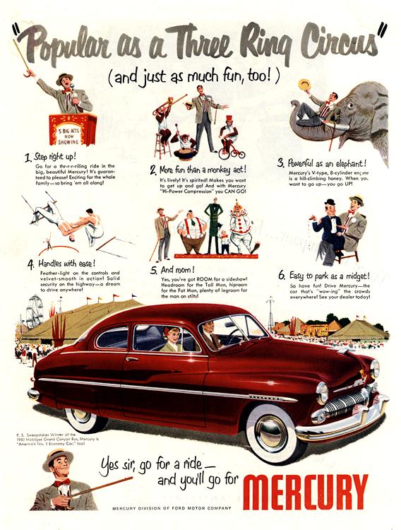 Mercury 1950 0011