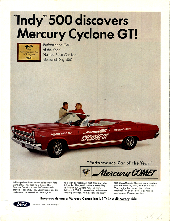 Mercury 1966 0007