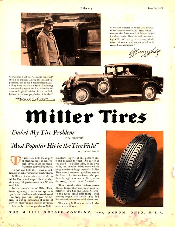 Miller 1928 Tires Stutz 0001