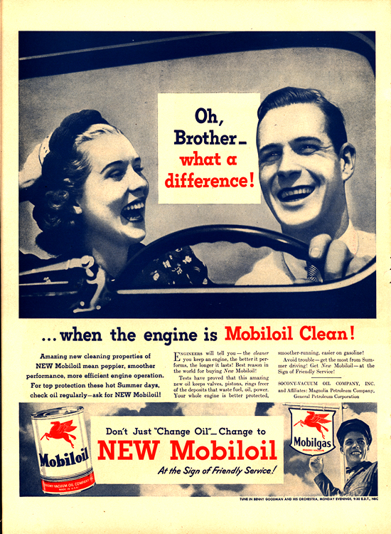 Mobiloil Oil 1946 0001