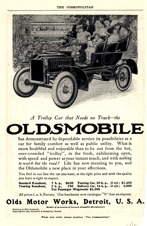 Oldsmobile 1905 0013