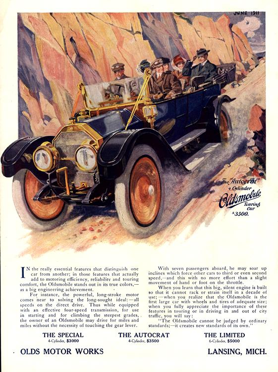 Oldsmobile 1911 0002