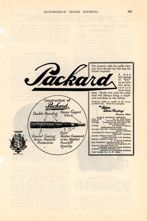 Packard Electric 1918 Ca 0001