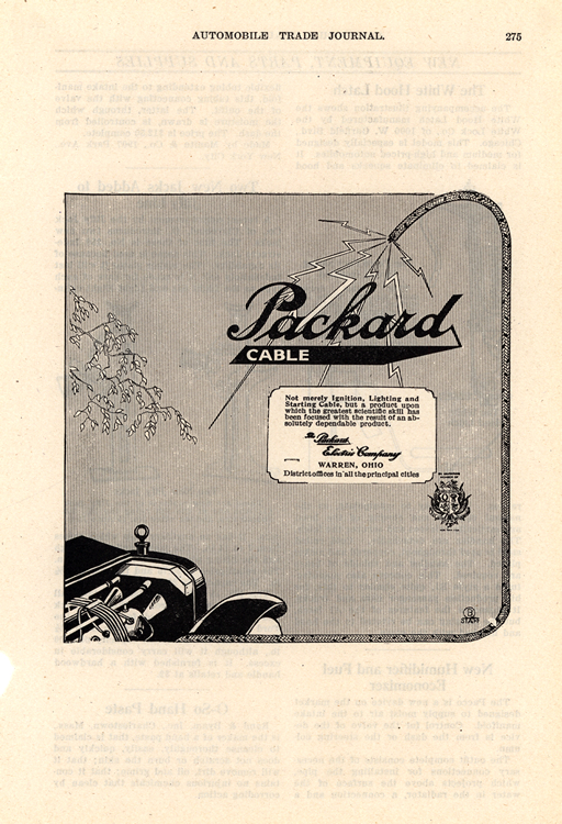 Packard Electric 1919 0001