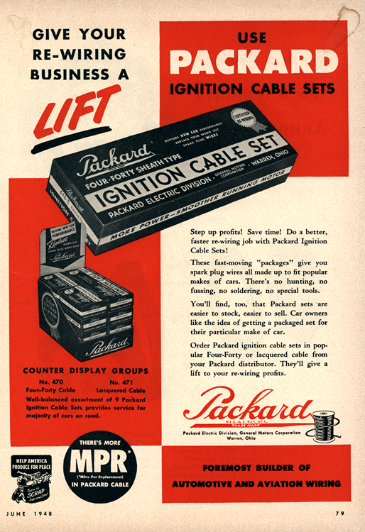 Packard Electric 1948 0001