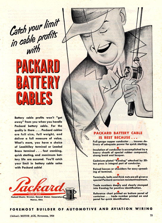Packard Electric 1950 0001