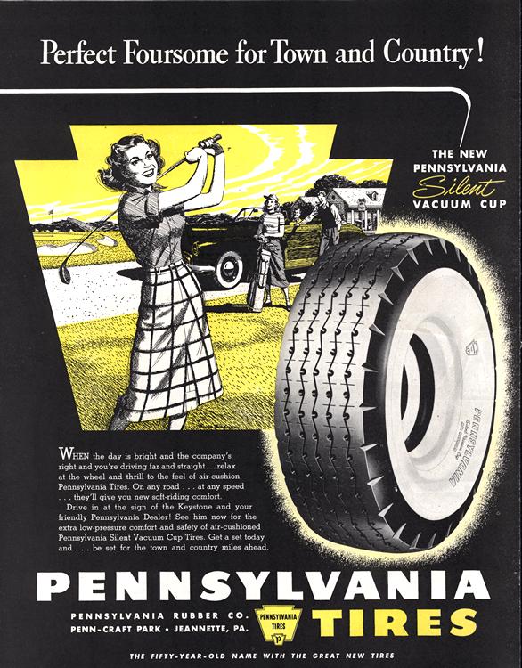 Pennsylvania Tires 1949 0003