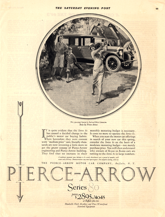 Pierce Arrow 1926 0004