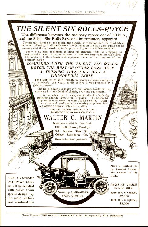 Rolls Royce 1907 0001