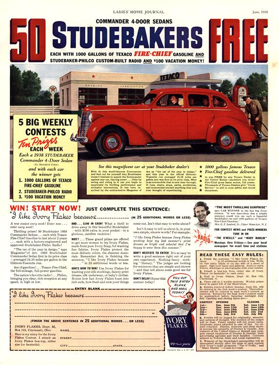Studebaker 1938 0012