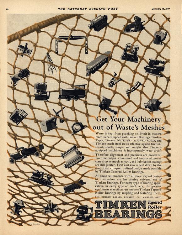 Timken 1927 Bearings 0005