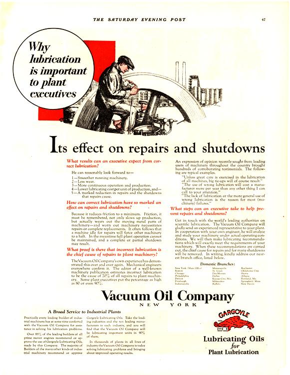 Vacuum Oil 1924 0001
