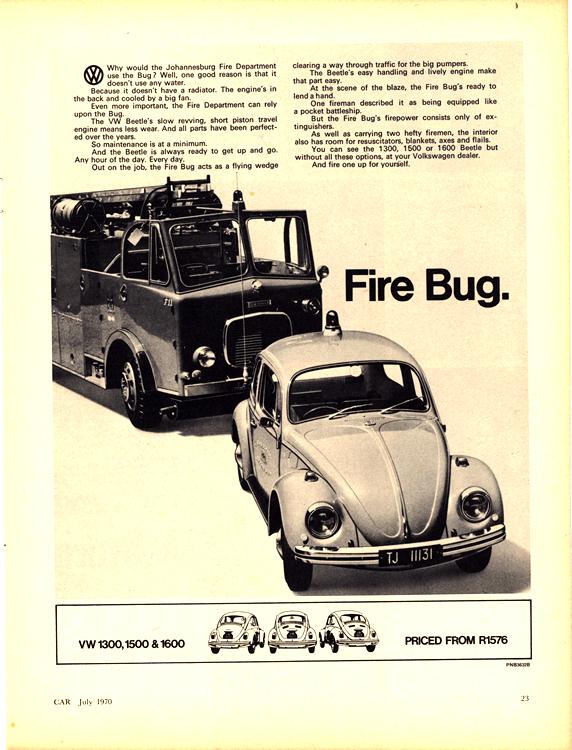 Volkswagen 1970 0001