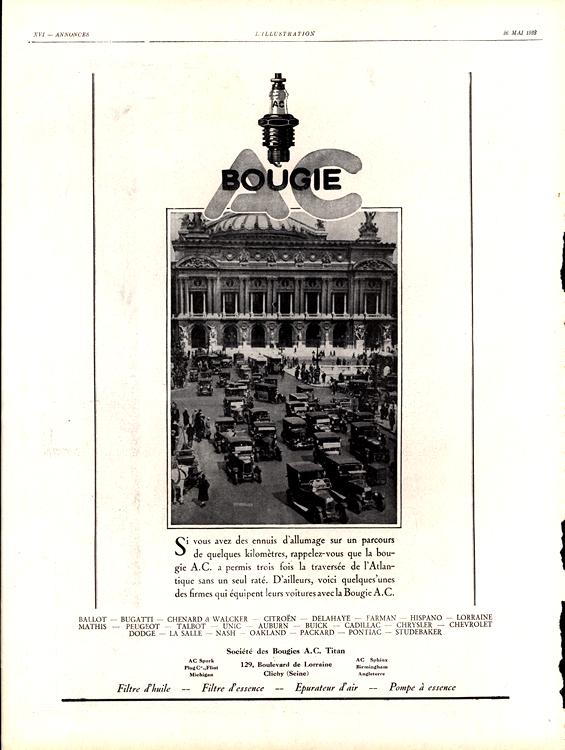 AC Spark Plugs 1928 0002